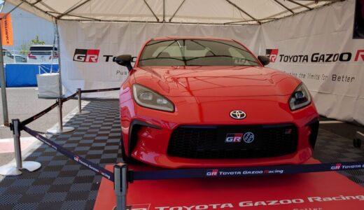 2021年4月10日(土)SUPER GT第1戦・岡山国際サーキットで開催された予選に行ってきた