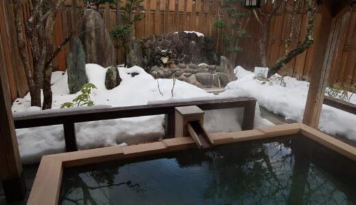 【鳥取県・三朝温泉「橋津屋」】貸切風呂と部屋食をリーズナブルに楽しめる温泉宿
