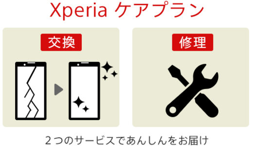 Xperia ケアプランを使ってXperia5を交換してみた